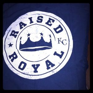 "Raised Royal 60"" Blanket"